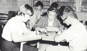 AG, circa 1968