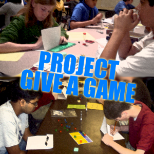 Project Give a Game
